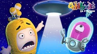 ЧУДДИКИ: Настоящие Пришельцы! | Веселые мультфильмы для детей