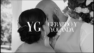 Yolanda & Gerardo's Wedding Highlight