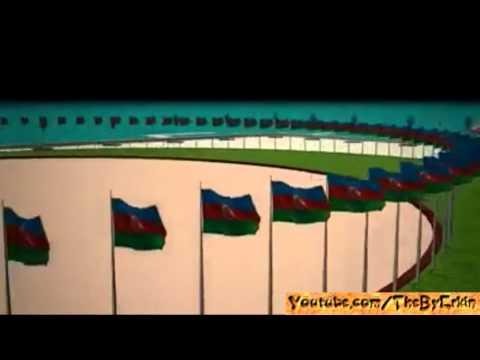 Eurovision 2012 Baku Project... (HD)