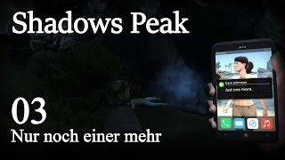Shadows Peak [03] [Nur noch einer mehr] [Let's Play Gameplay Deutsch German] thumbnail