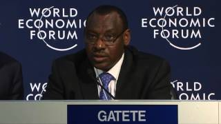 Davos 2016 - Press Conference: Banking in Africa: a closer look at Rwanda