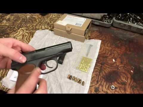 Сигнальный пистолет МР 371 - Разочарование