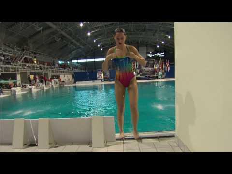 Senet Diving Cup 2017, Girls A Platform