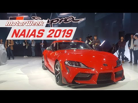 2019 North American International Auto Show | MotorWeek Recap