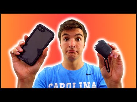 Catalyst Cases iPhone and AirPods Case!