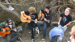 Bootleg Brigade -  Always Hate Hippies (Acoustic)