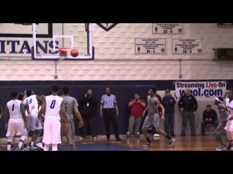 2015 Ohio Boys Hoops Playoffs Lorain vs North Ridgeville