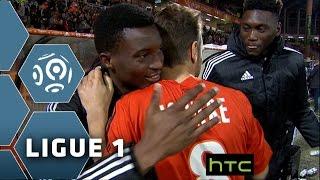 FC Lorient - GFC Ajaccio (1-0)  - Résumé - (FCL - GFCA) / 2015-16
