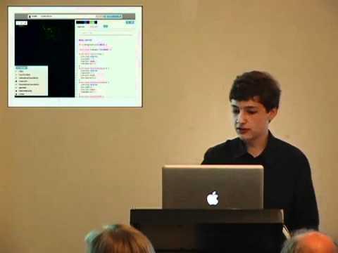 Keynote - Growing up in the Drupal Community - Dmitri Gaskin