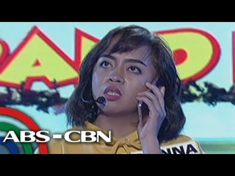 TV Patrol: Donna Cariaga, instant celebrity matapos manalo sa 'Funny One' sa It's Showtime