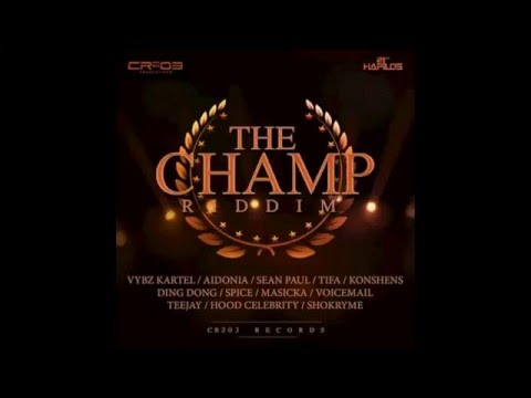 The Champ Riddim Mix By @DjGarrikz || Vybz Kartel, Aidonia, Masicka, Spice & More)