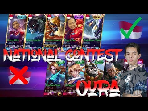 AKHIRNYA BACK TO NATIONAL CONTEST INDONESIA!!! MOBILE LEGENDS INDONESIA
