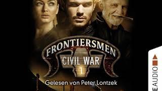 Wes Andrews, Bernd Perplies - Frontiersmen, Folge 1: Revolte auf Higgins' Moon (Komplettes Hörbuch)