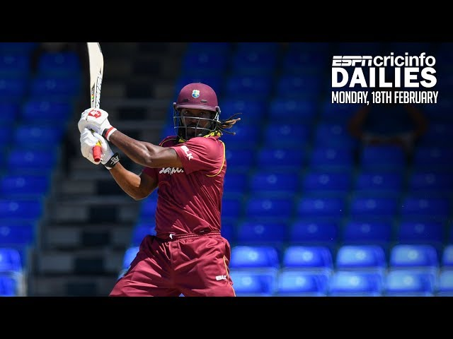 Gayle to bow out after World Cup   Daily Cricket News