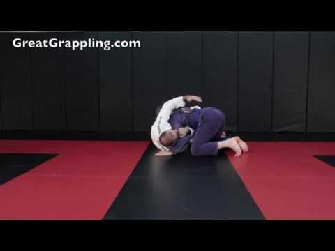 Side Control Reversal Elbow Roll