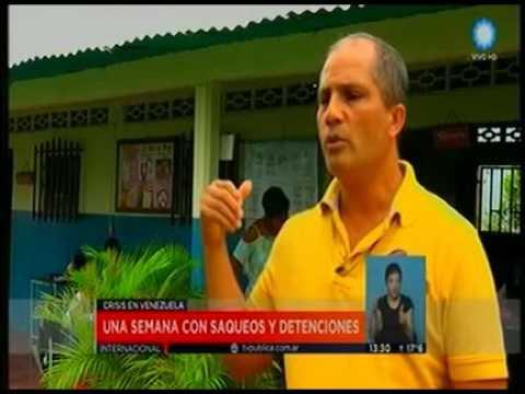 Se profundiza la crisis en Venezuela || Television Publica Noticias Internacional