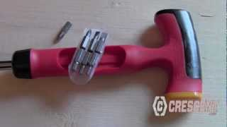 """Crescent® Odd Job™ - """"the Official Tool Of 1,000 Little Things™"""" - [cmt100]"""