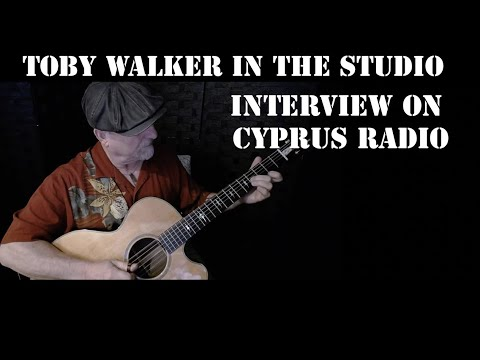 Interview on local radio in Cyprus