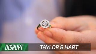 Taylor & Hart sells custom engagement rings online