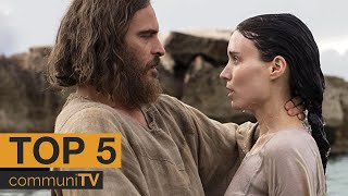 Top 5 Biblical Movies