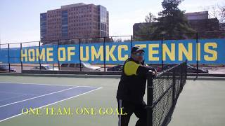UMKC Men's Tennis Hype Video
