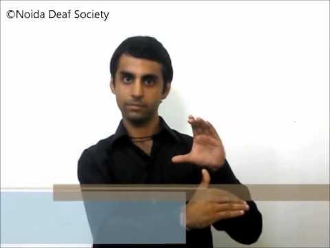 learn indian sign language pdf