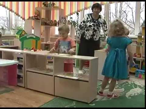 Детсад с «умной» мебелью