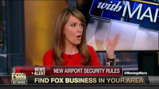 Airports implement new security rules