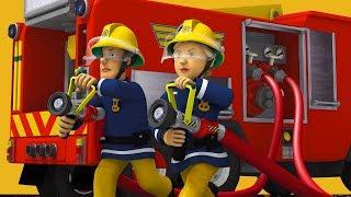 Sam el Bombero Español 🌟La misión de rescate de animales - capitulos completos 🔥 Dibujos animados