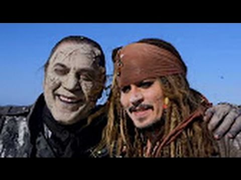 Download PIRATES OF THE CARIBBEAN 5 B-Roll Behind the Scenes Featurette  (2017) Johnny Depp Disney HD