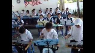 Royal Malaysian Navy Song - Pancaragam Sinatra