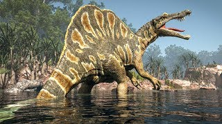 10 Interesting Facts About SPINOSAURUS
