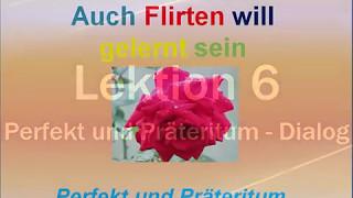 präteritum flirten what does facebook dating messenger look like