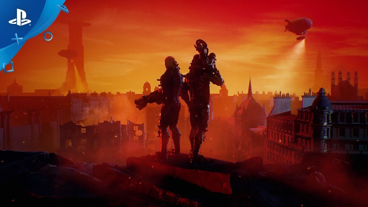 Wolfenstein: Youngblood - E3 2018 trejler za tizer | PS4