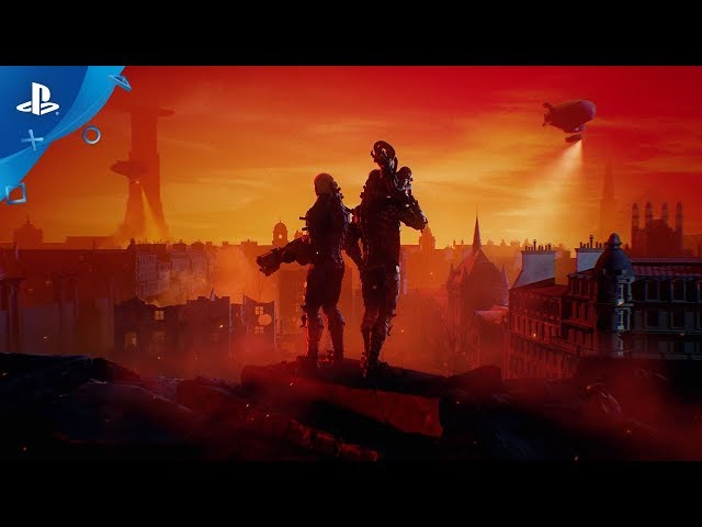 Wolfenstein: Youngblood - E3 2018 Teaser Trailer | PS4