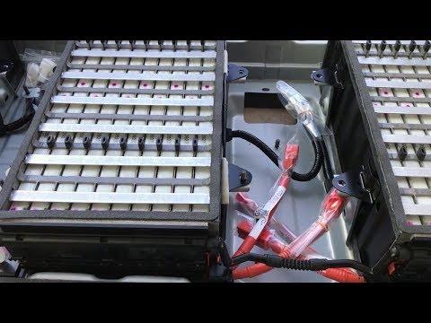 Что нужно знать при замене гибридной батареи Lexus RX 450/Hybrid Battery Replacement Lexus RX 450
