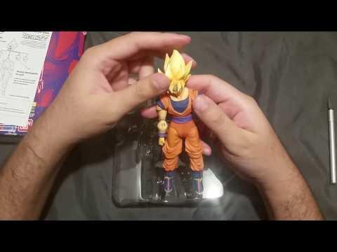 Caja de esta/ño Aquarius Dragon Ball Z Goku Gen 2
