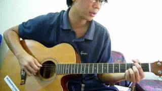 Deeply In Love Instructional - Hillsong (Daniel Choo)