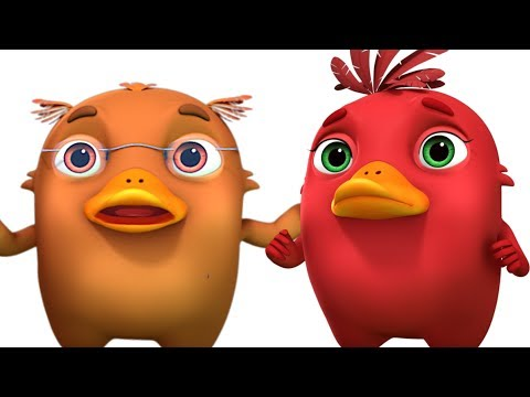 Thumbnail: Five Little Ducks Went Swimming One Day | Animinies by Videogyan 3D Rhymes | Kids Songs Baby Rhymes