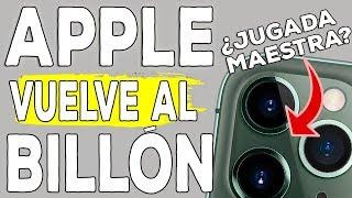 Apple vuelve a valer un Billón de dólares: ¿Hora de vender?