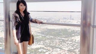 The Dubai Diary Teil 5 - Auf dem höchsten Gebäude der Welt! Burj Khalifa