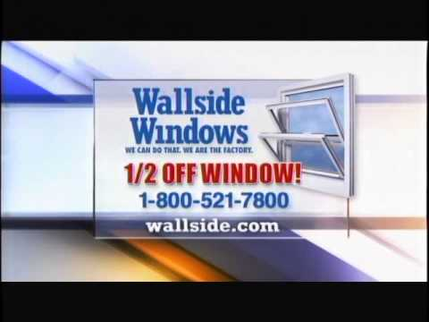 Wxyz 7 first alert traffic wallside windows sponsor bumper for Wallside windows