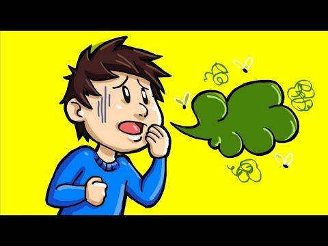 Diese 9 Lebensmittel lassen dich stinken