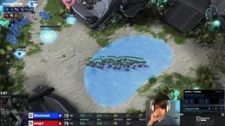 StarCraft 2: Call for Help - Silverhawk - Diamond Zerg