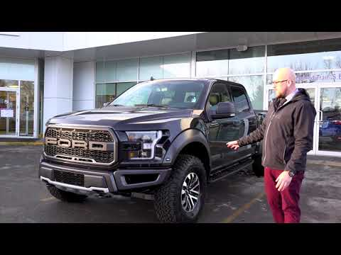 New 2019 Ford Raptor!