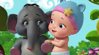 In You're Angry and You Know It Count your Numbers | Baby Rhymes & Songs | Infobells