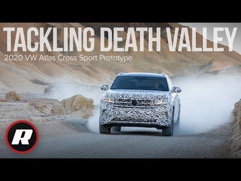First Drive: 2020 VW Atlas Cross Sport Prototype