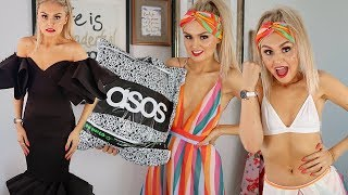 ASOS CLOTHING HAUL & DW,  MISSY EMPIRE,  HOUSE OF CB!!