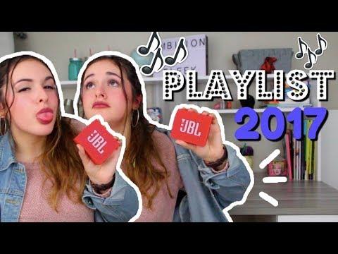 PLAYLIST 2017 Pop, Rap, HipHop...
