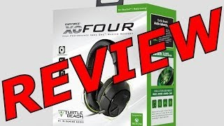 turtle beach ear force xo four review